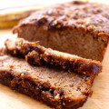 Grain Free Banana Coffee-Cake Bread