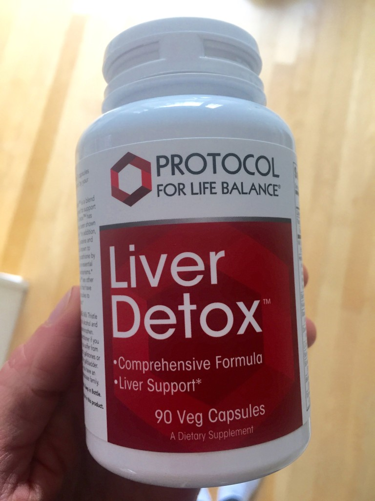 Liver Detox Supplement
